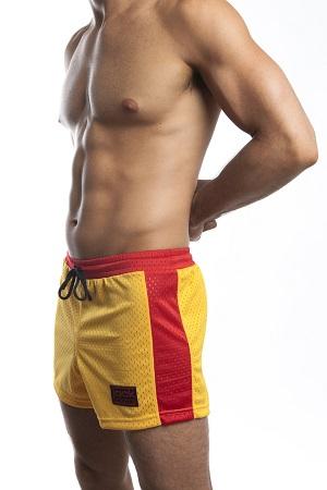 Air Mesh Gym Shorts by Jack Adams