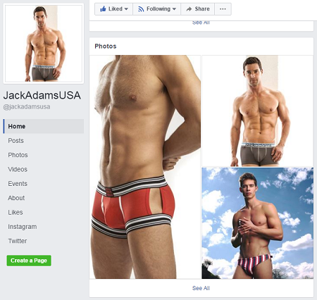Jack Adams on Facebook