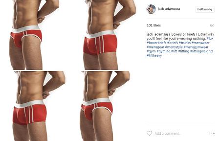 Jack Adams on Instagram