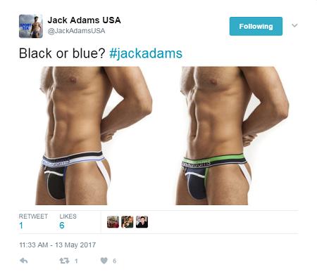 Jack Adams on Twitter
