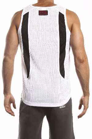 Varsity Athletic Tank Top by Jack Adams